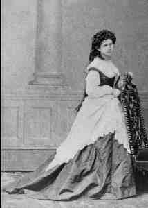 3 - Vinnie Ream by Mathew Brady